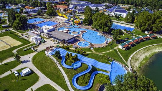 Vakantie Slovenië met aquapark