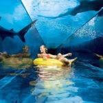 Wel een heel bijzonder hotel met aquapark in Dubai