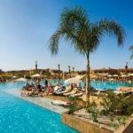 Fantastisch zwemparadijs bij hotel in Marroko