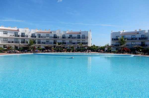 Voor een zwembadvakantie ga je naar Kaapverdië!