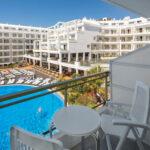 Leuk familiehotel met talloze glijbanen in Spanje
