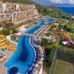 5-sterren hotel met waterpark op geweldige locatie in Turkije