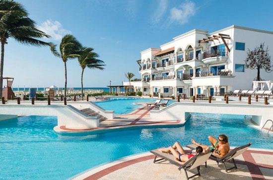 Hotel Mexico met groot zwembad