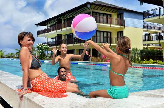 Vakantie Curaçao met zwemparadijs