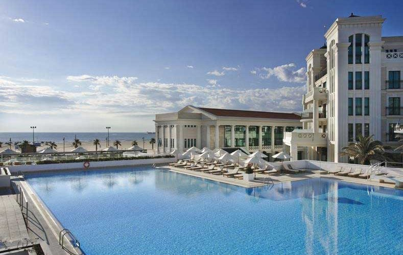 Hotel met buitenzwembad in Valencia