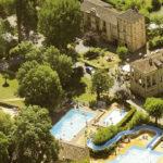 Aquapark met glijbanen op top vakantiepark in Frankrijk