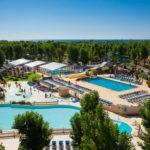 Gezellige familiecamping in Frankrijk met mooi zwembad