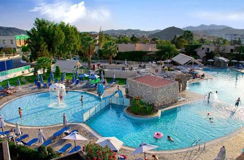 All-inclusive hotel in Griekenland met zwemparadijs