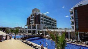 Rustig gelegen hotel in het mooie en zonnige Turkije