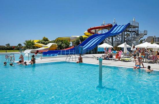 Hotel Malta met aquapark
