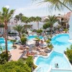Mooi all-inclusive resort aan de kust van Tenerife