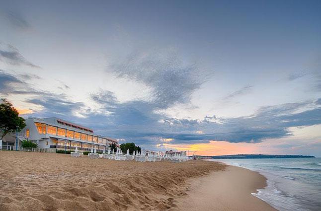 All-inclusive hotel met zwembad in Bulgarije