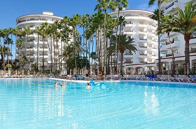 Gezinsvakantie op Canarische eilanden met zwembaden
