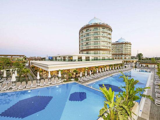 Hotel Turkije met groot aquapark