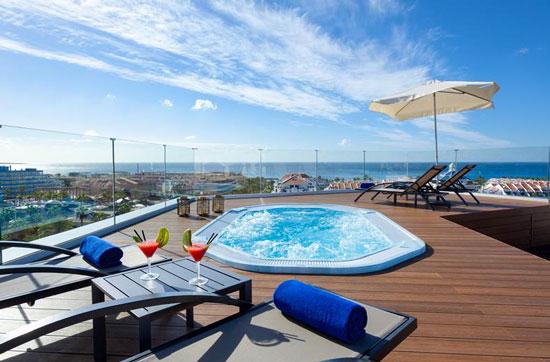 Hotel met Zwemparadijs op Tenerife