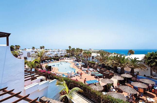 Hotel Lanzarote met zwemparadijs