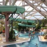 Familiepark in de Duitse natuur met enorm zwemparadijs