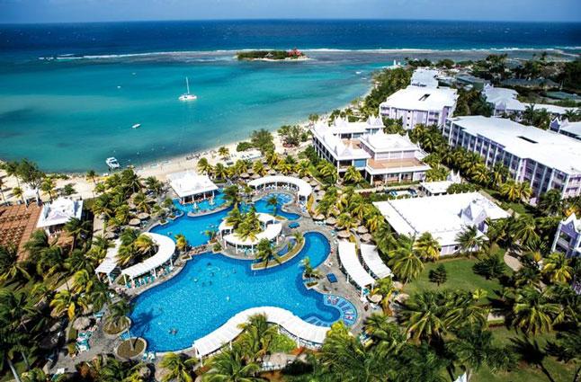 Zwemparadijs in Jamaica