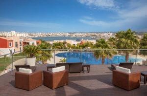 Heerlijk appartementen in de Algarve met grote zwembaden