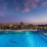 Hotel Dubai met zwembad op dakterras