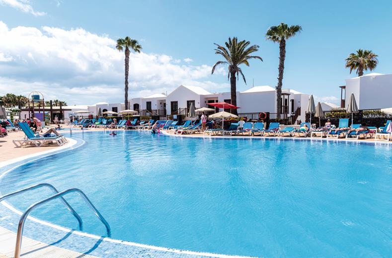 Hotel Lanzarote met zwembad