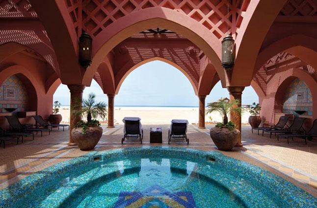 Hotel Kaapverdië met zwembad