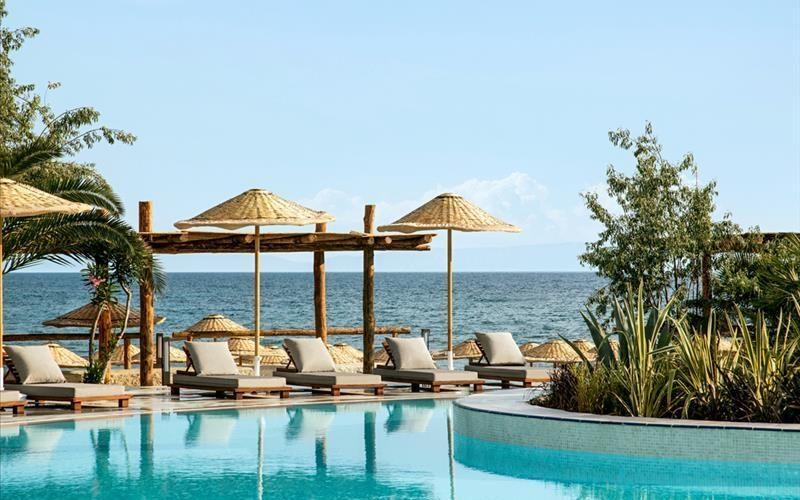 Luxe strand- en zwembadvakantie Turkije aan de Noord-Egeïsche kust