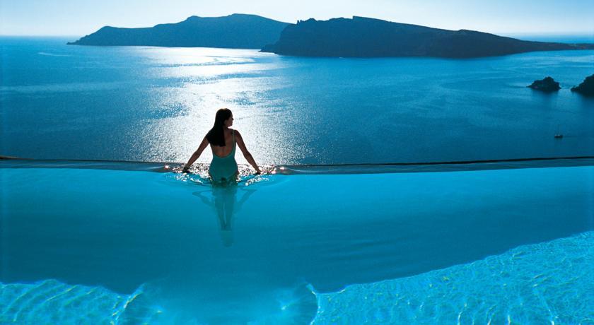 Luxe hotel in Griekenland met droomzwembad aan zee