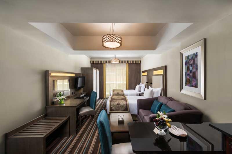 Hotel Dubai met zwembad