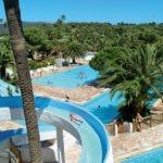 Vakantiepark en camping met waterpark in het mooie Zuid-Frankrijk