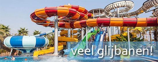 Vakanties met zwemparadijs of aquapark