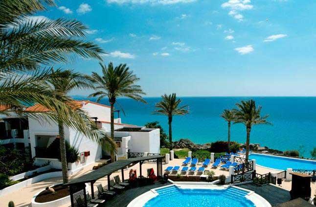 Hotel Fuerteventura met zwemparadijs