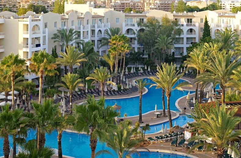 Zwemparadijs op Mallorca bij deze apparementen