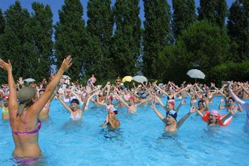 Camping Gardameer met zwembad