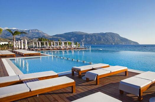 Hotel Griekenland met infinity pool