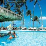 Comfortabel hotel in Brazilië met zwembad aan strand