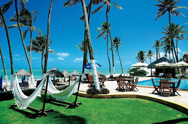 Hotel in Brazilië met zwembad