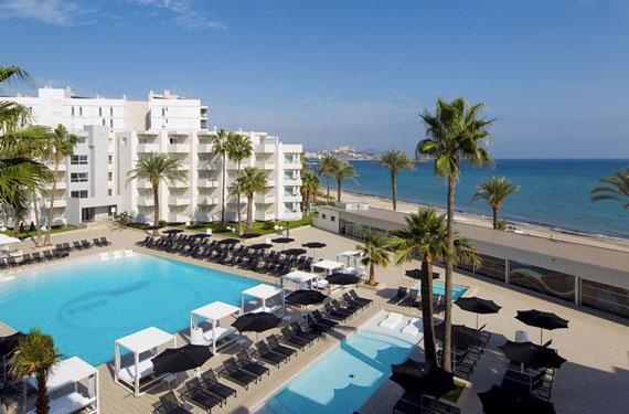 Hotel Ibiza met zwembad