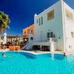 Appartement op Rhodos met prachtig groot zwembad