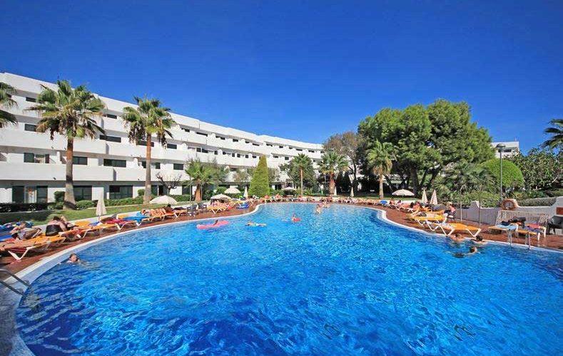 Hotel-appartementen op Mallorca met zwembaden en dichtbij strand