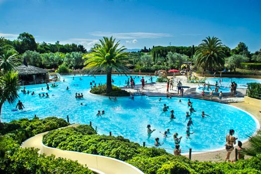 Mooie camping in hartje Toscane met groot zwembad