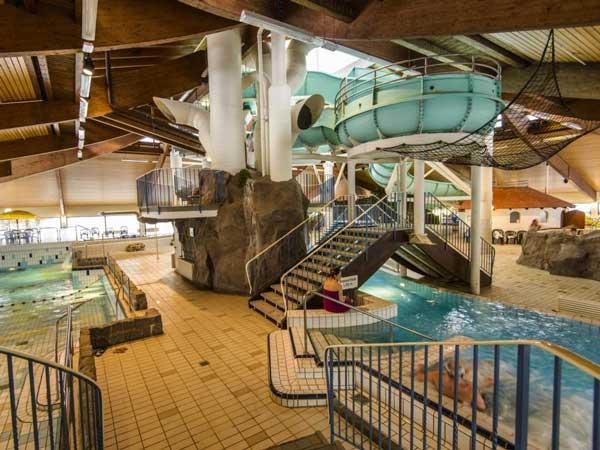 Vakantiepark Duitsland met aquapark