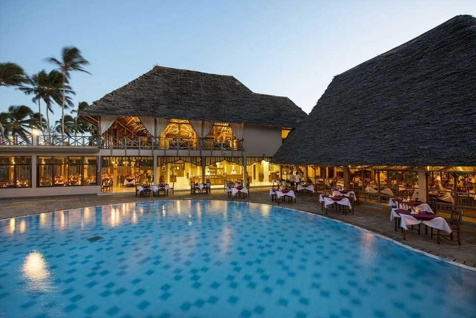 All-inclusive vakantie Zanzibar met zwembad