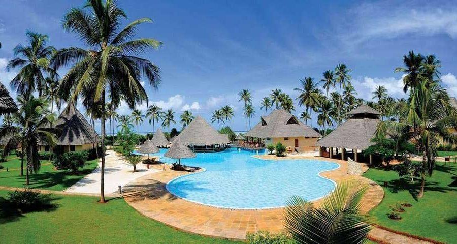 Vakantie naar Zanzibar