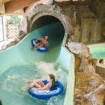 Groot aquapark bij leuk vakantiepark in Duitsland