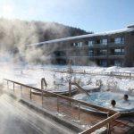 Mooi hotel in Finland met groot wellnesscentrum en veel zwembaden