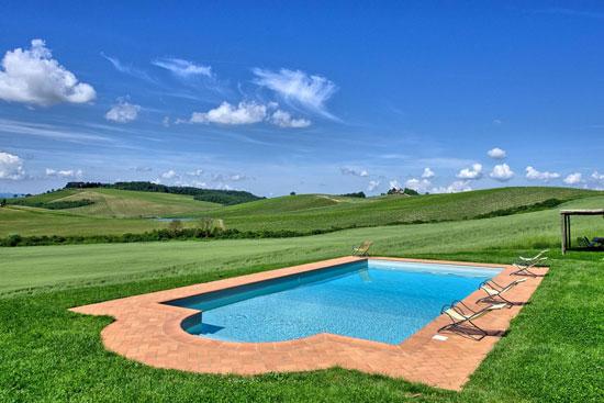 Villa Toscane met privé zwembad