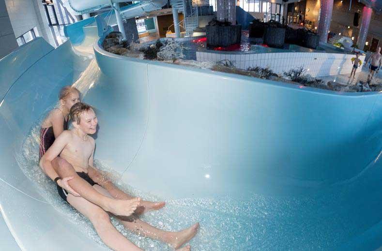 Hotel Finland met veel zwembaden en wellness