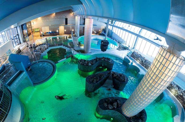 Hotel Lapland met zwembaden en wellness