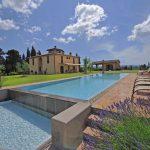 Luxe villa in Toscane met privézwembad voor max 11 personen
